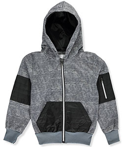 "Encrypted Little Boys' ""Hi-Shine"" Hoodie (Sizes 4 – 7) - CookiesKids.com"