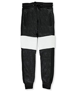"Encrypted Big Boys' ""Matted"" Joggers (Sizes 8 – 20) - CookiesKids.com"