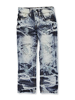 "Encrypted Little Boys' ""High Tide"" Jeans (Sizes 4 – 7) - CookiesKids.com"