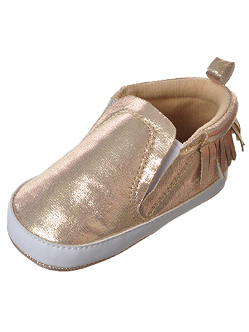 Rising Star Baby Girls' Slip-On Booties - CookiesKids.com