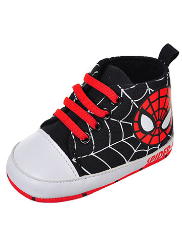 Spider-Man Baby Boys' Sneaker Booties - CookiesKids.com