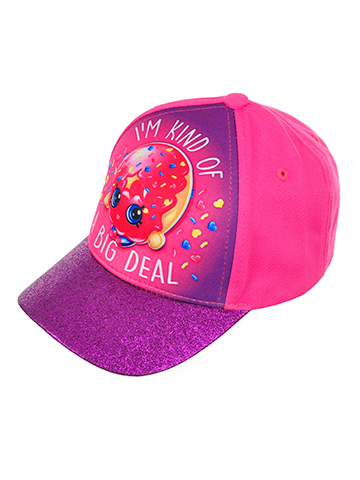 Shopkins Girls' Baseball Cap - CookiesKids.com