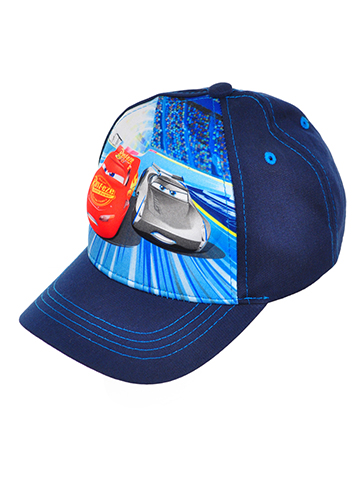 Disney Cars Boys' Baseball Cap - CookiesKids.com