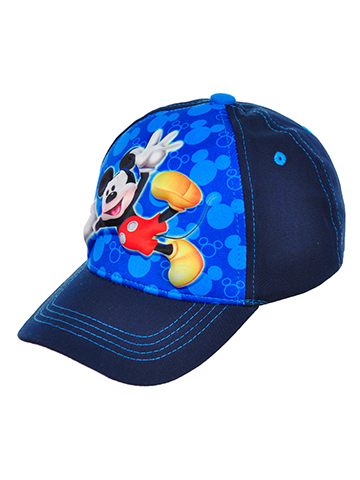 Disney Mickey Mouse Boys' Baseball Cap - CookiesKids.com