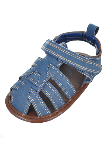Rising Star Baby Boys' Sandal Booties - CookiesKids.com