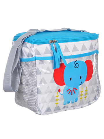 "Tender Kisses ""Elephant Triangles"" Bottle Bag - CookiesKids.com"