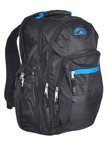 "Mountain Edge ""Frosty Peaks"" Backpack - CookiesKids.com"