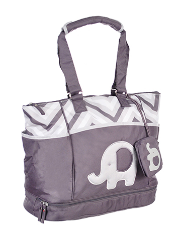 Baby Essentials Diaper Bag - CookiesKids.com