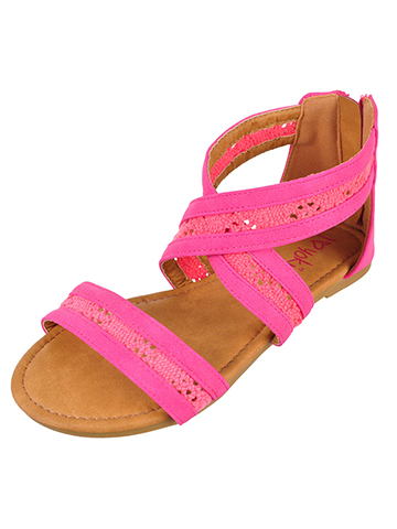Yokids Girls' Sandals (Sizes 10 – 4) - CookiesKids.com