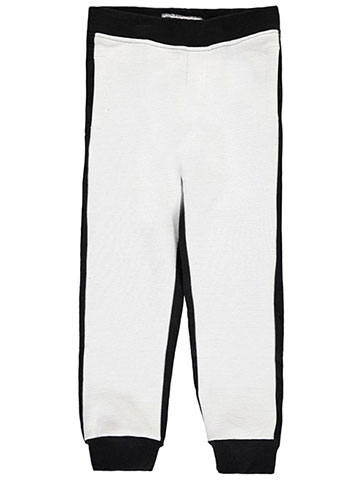 "Akademiks Little Boys' ""Ribbed Contrast"" Joggers (Sizes 4 – 7) - CookiesKids.com"