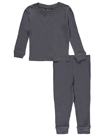 American Hero Little Boys' 2-Piece Thermal Long Underwear (Sizes 4 – 7) - CookiesKids.com