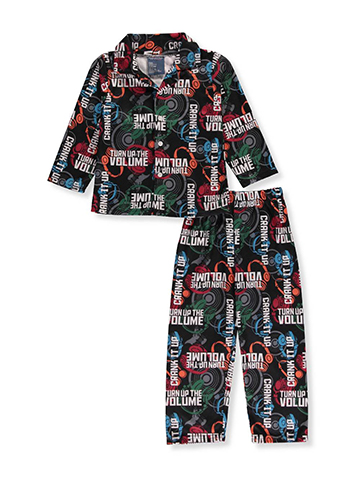 Mac Henry Little Boys' 2-Piece Pajamas (Sizes 4 – 7) - CookiesKids.com