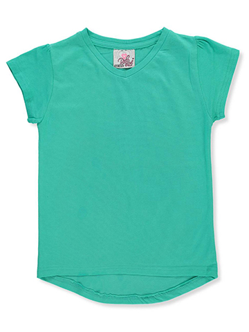 Real Love Girls' V-Neck T-Shirt - CookiesKids.com
