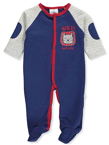 Duck Duck Goose Baby Boys' Footed Coveralls - CookiesKids.com