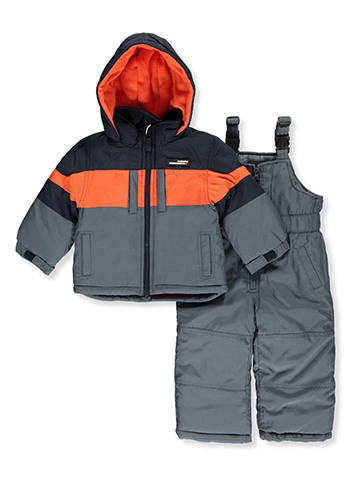 London Fog Baby Boys' 2-Piece Snowsuit - CookiesKids.com
