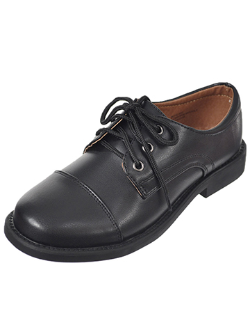 "School Rider Boys' ""Quad"" Dress Shoes (Youth Sizes 13 – 4) - CookiesKids.com"