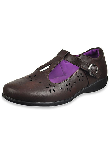 School Rider Girls' Mary Jane Shoes (Sizes 11 – 4) - CookiesKids.com