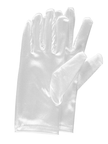 The Communion Collection Basic Gloves (13 – 16 Years) - CookiesKids.com