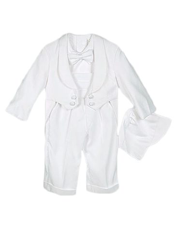 Kaifer Baby Boys' 5-Piece Christening Tuxedo - CookiesKids.com