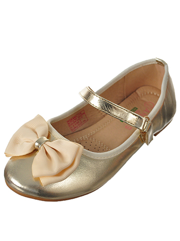 Angels Girls' Flats (Toddler Sizes 9 – 12) - CookiesKids.com
