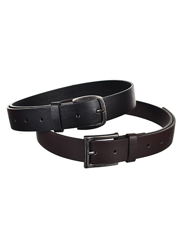 Beverly Hills Polo Club 2-Pack Belts (Youth Sizes S – XL) - CookiesKids.com