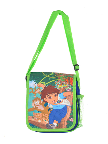 "Go, Diego, Go! ""Tree Vine"" Messenger Bag - CookiesKids.com"