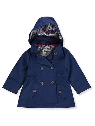 OshKosh Baby Girls' Hooded Jacket - CookiesKids.com