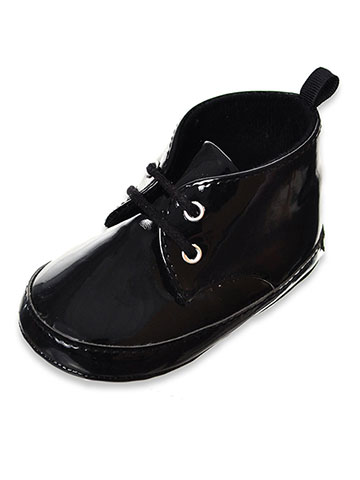 Gerber Baby Boys' Dress Shoe Booties - CookiesKids.com