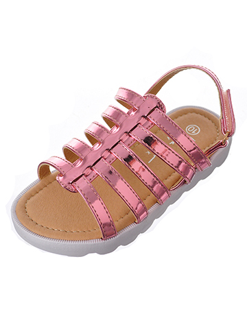 Nicole Miller Girls' Sandals (Sizes 5 – 10) - CookiesKids.com