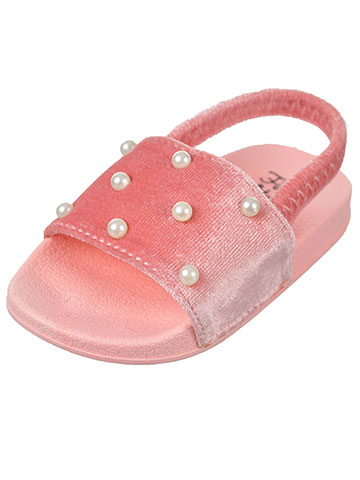 First Steps by Stepping Stones Baby Girls' Sandals - CookiesKids.com
