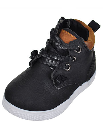 Stepping Stones Baby Boys' Hi-Top Sneakers - CookiesKids.com