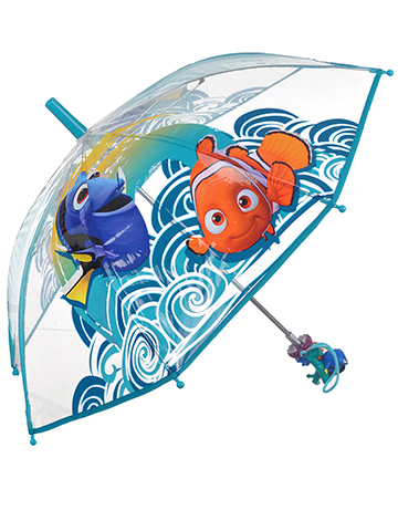 "Finding Nemo ""Wave Swirl"" Umbrella - CookiesKids.com"