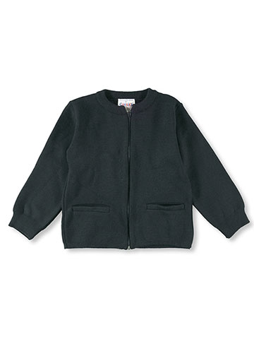 Cookie's Brand Big Girls' Zip-Up Cardigan (Sizes 7 - 20) - CookiesKids.com