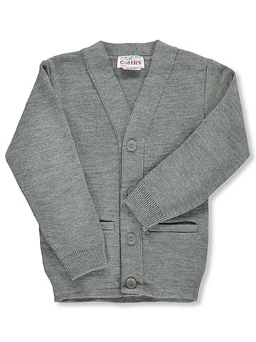 Cookie's Brand Little Boys' Cardigan Sweater (Sizes 4 – 7) - CookiesKids.com