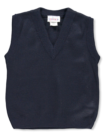 Cookie's Brand Boys' V-Neck Sweater Vest - CookiesKids.com
