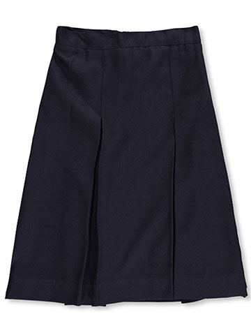 Cookie's Brand Big Girls' Junior Pleated Side Button Skirt - CookiesKids.com