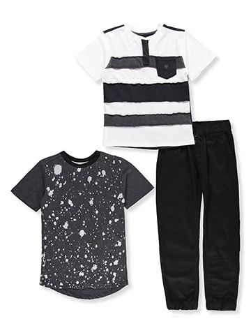 Blac Label Boys' 3-Piece Set - CookiesKids.com