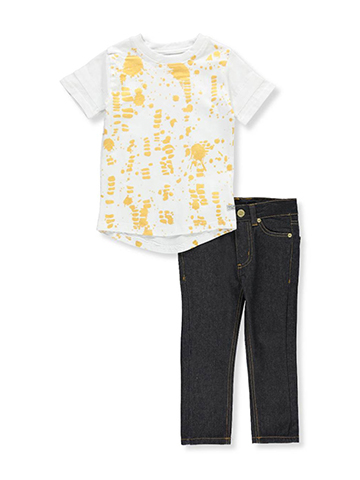 Blac Label Boys' 2-Piece Pants Set Outfit - CookiesKids.com