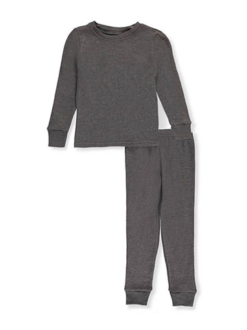 Ice2O Little Boys' 2-Piece Thermal Long Underwear Set (Sizes 4 – 7) - CookiesKids.com