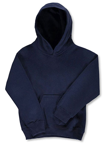 Gildan Basic Fleece Unisex Hoodie (Youth Sizes S - XL) - CookiesKids.com