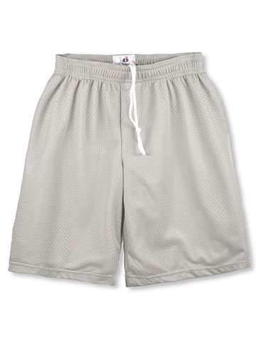 Badger Mesh Athletic Shorts (Adult Sizes S – XXL) - CookiesKids.com
