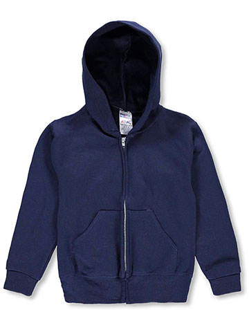 Jerzees Basic Fleece Hoodie (Sizes 6 – 20) - CookiesKids.com