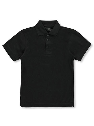 Ultra Club Big Boys' Poly-Pique Polo (Sizes S – XL) - CookiesKids.com