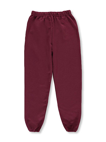 Jerzees Boys' Fleece Joggers (Youth Sizes S – XL) - CookiesKids.com