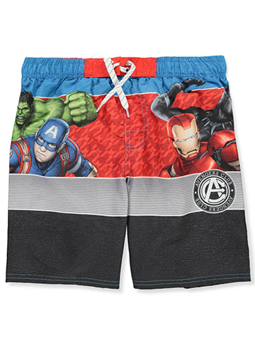 Marvel Boys' Boardshorts - CookiesKids.com