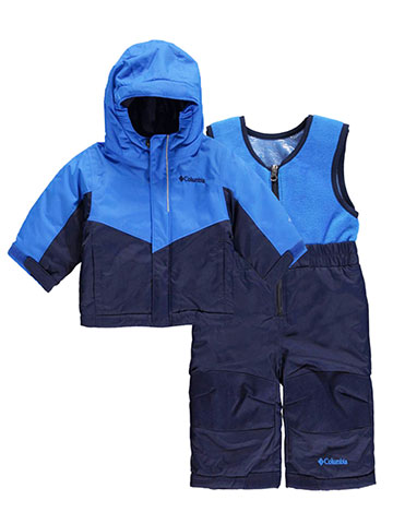 "Columbia Baby Boys' ""Bugaset"" 2-Piece Snowsuit - CookiesKids.com"