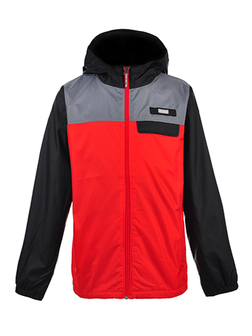Columbia Boys' Mountain Side Lined Windbreaker - CookiesKids.com