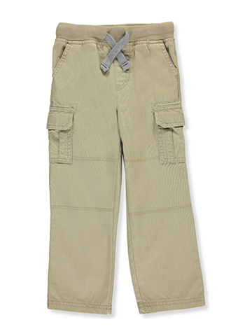 Carter's Little Boys' Toddler Cargo Pants (Sizes 2T – 5T) - CookiesKids.com