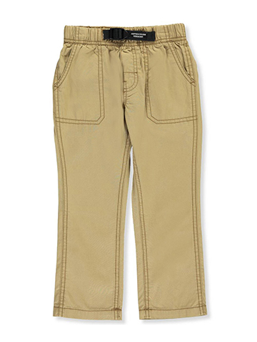 Carter's Little Boys' Toddler Cotton Twill Pants (Sizes 2T – 5T) - CookiesKids.com