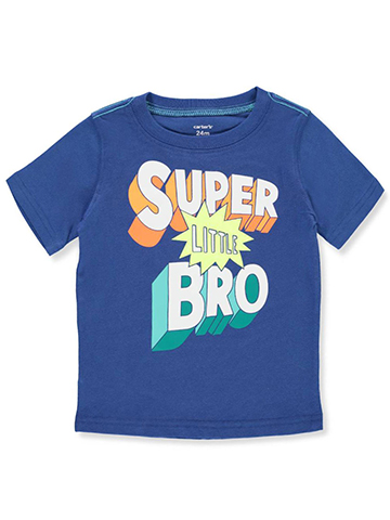 Carter's Baby Boys' T-Shirt - CookiesKids.com